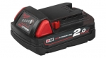 MILWAUKEE M18B2 AKUMULATOR 18V 2,0 Ah li-ion 4932430062