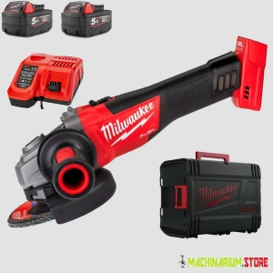 MILWAUKEE M18 CAG115X-502X SZLIFIERKA KĄTOWA 115mm AKUMULATOROWA 4933448861