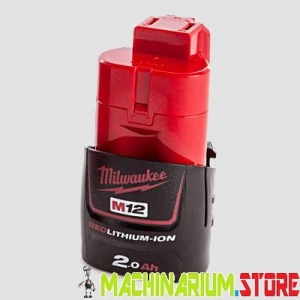 MILWAUKEE M12B2 Akumulator 12V 2,0 Ah 4932430064