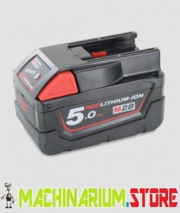 MILWAUKEE M28B5 AKUMULATOR 28V 5,0Ah 4932430484