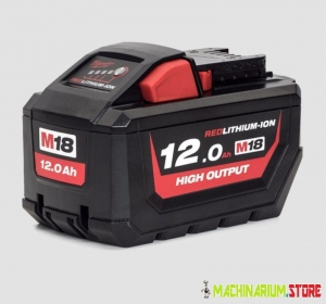 MILWAUKEE M18HB12 AKUMULATOR 18V 12,0Ah 4932464260