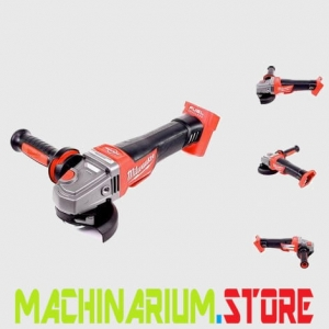 MILWAUKEE M18 CAG115XPDB-0 SZLIFIERKA 115MM Z HAMULCEM AKUMULATOROWA 4933451007