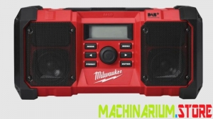 MILWAUKEE M18 JSRDAB+-0 RADIO DAB+ AKUMULATOROWE 4933451251