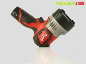 MILWAUKEE M12 SLED-0 REFLEKTOR LED AKUMULATOROWY 4933451261