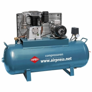 AIRPRESS KOMPRESOR TŁOKOWY K 200-450 36520-N 14 bar 2 tłoki