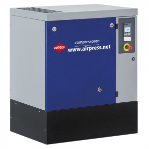 AIRPRESS KOMPRESOR ŚRUBOWY APS 7,5 BASIC 364807  690L/MIN 10 bar