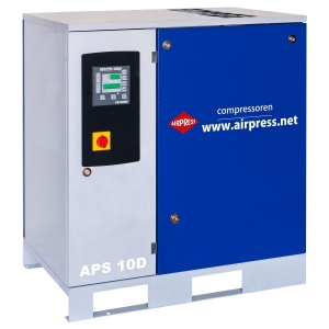 AIRPRESS KOMPRESOR ŚRUBOWY APS 10-D 36410-D-13 810L/MIN 13 bar