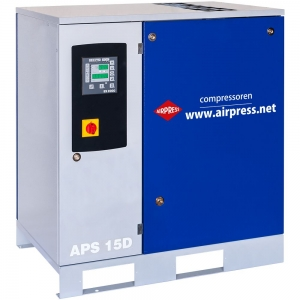 AIRPRESS KOMPRESOR ŚRUBOWY APS 15-D 36415-D-8 1665L/MIN 8 bar
