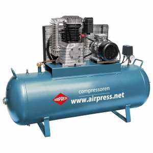AIRPRESS KOMPRESOR TŁOKOWY K 300-700 36521-N 14 bar 2 tłoki
