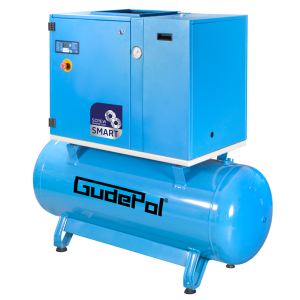 GUDEPOL GD SMART 11/10-500/11 KOMPRESOR ŚRUBOWY 10 BAR