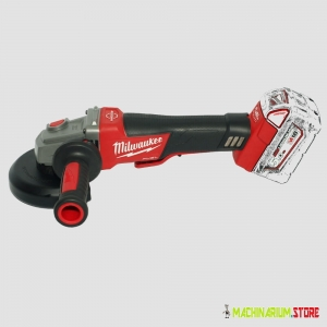 MILWAUKEE M18 CAG115XPD-0 SZLIFIERKA KĄTOWA 115mm AKUMULATOROWA 4933447590
