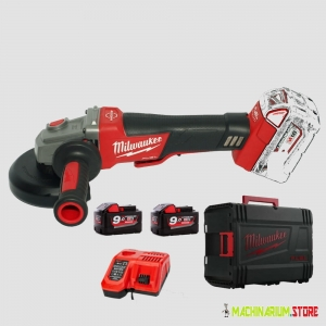MILWAUKEE M18 CAG125XPDB-902X SZLIFIERKA KĄTOWA 125mm AKUMULATOROWA 4933451471