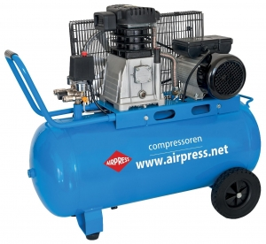 AIRPRESS KOMPRESOR HL 340-90 36844-E 10 bar 2 tłoki