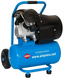 AIRPRESS KOMPRESOR HL 425-24 36833 8 bar 2 tłoki