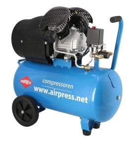 AIRPRESS KOMPRESOR HL 425-50 36843 8 bar 2 tłoki