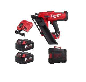 MILWAUKEE M18 FFN-502C Gwoździarka akumulatorowa 50-90 mm 4933471404