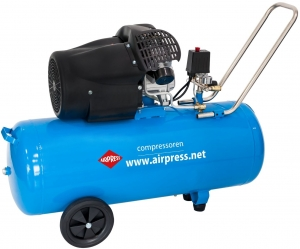 AIRPRESS KOMPRESOR HL 425-100V 36834 8 bar 2 tłoki