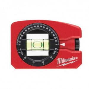 MILWAUKEE Poziomica kieszonkowa POCKET LEVEL 7,8cm 4932459597